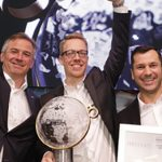 Kärcher wins the Amsterdam Innovation Award 2018